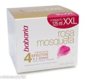 Babaria Rosa Mosqueta Musk Rose Oil Face Neck Decolletage Cream 125ml