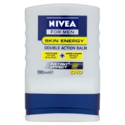 NIVEA For Men Q10 Revitalising Double Balm