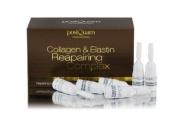 Collagen & Elastin Repairing Complex - 12 x 3ml Vials Gives Immediate Skin Restoration. Professional Salon Formula with 35% OFF RRP