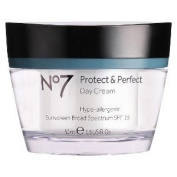 NO 7 PROTECT AND PERFECT DAY CREAM SPF 15 50ML