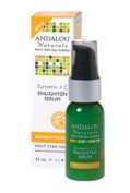 Andalou Naturals Enlighten Serum Brightening Turmeric Plus C, Brightening Turmeric Plus C, 35ml