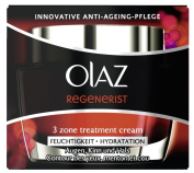 Olaz (Olay) Regenerist Anti-Ageing Care Daily 3 Zone Treatment Cream 50 ml Jar