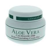 Aloe Vera from Canarias cosmetics - Calmaloe 2500 moisturiser plus (sensitive skin) 250 ml