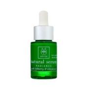 Apivita Natural Serum Radiance with Bilberry & Vitamin C , 15ml