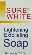 Sure White Lightening Exfoliating SOAP-