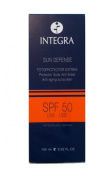 SUN defence Extreme Sunscreen Anti Wrinkle & Oil Free Moisturiser, SPF 50 UVA & UVB - High Protection