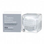 This Works No Wrinkles Sensitive Moisturiser 48ml