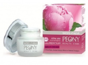 Peony Ultra-Hydrating Night Face-Cream with Oils of Apricot & Peony - Restores Vitamin & Mineral Balance to the Complexion - 50ml