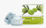 INTENSIVE ANTI WRINKLE NIGHT CREAM - with Hyaluronic Acid, Olive Oil and Vitamin A + E