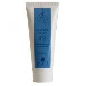 Avril Organic Moisturising Night Cream with Grapeseed Oil for Normal and Combination Skin 50ml