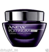 AVON Introducing ANEW PLATINUM 60+ NIGHT CREAM