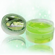 Jamela - Cucumber Moisturising Overnight Gel Mask