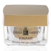 Chiara Ambra Caviar Night Cream for Daily Use