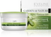 NIGHT CREAM ANTI WRINKLE 50ml * Olive + Q10 Formula *