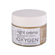 Oxygen Women Hydrating Night Creme with Evening Primrose and Vitamin E for All Skin Types 50ml