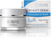 "Eveline Cosmetics - Night Cream COENZYMES OF YOUTH Q10 + R "" FIRMING & ANTI WRINKLE"" 50ml"