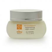 Sibu Beauty, Sea Buckthorn, Replenishing Night Cream, 1 fl oz