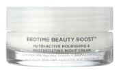 Bedtime Beauty Boost - Nutri-Active Nourishing & Regenerating Night Cream (50ml), with MSM, milk peptides, niacinamide, Vitamin E, swiss apple stem cells, hyaluronic acid, phytosterols, omega 3, 6 & 9.