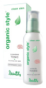 "Cleansing Tonic, (150 ml), for all face skin types. ""Organic Style Clean Skin"" series"