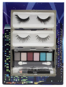 Cosmetic Set In Windowbox Glamour 9 Piece Make Up