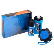 Lynx Sportsblast Manwasher Gift Set