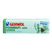 Gehwol Green Foot Cream 125ml Tube - Sweaty feet and foot odour