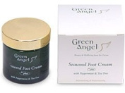 Green Angel Seaweed Foot Cream 50ml with peppermint & Tea Tree