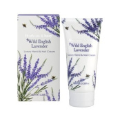 Heathcote & Ivory - Wild English Lavender Hand and Nail Cream Floral 100ml