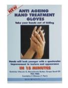 Skin Benefits Anti Ageing Hand Treatment Gloves