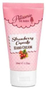 Rose And Co Patisserie De Bain STRAWBERRY CUPCAKE Hand Cream Tube 50ml