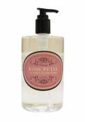 Naturally European Rose Petal Luxury Hand Wash 500ml
