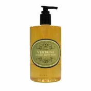 Naturally European Verbena Luxury Hand Wash Cleanse & Moisturise 500ml