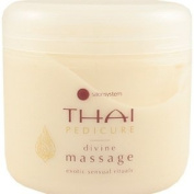 Pedicure Thai Divine Massage Lotion Salon Systems