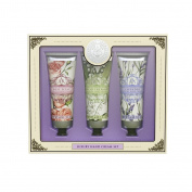 Aromas Artisanales De Antigua Floral Hand Creams Ingift Box 60ml Pack of 3