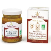 Ballot Flurin Fresh Polyforal Pollen & Chestnut Honey 125gr