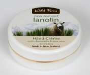 Pure Lanolin Hand Cream with Aloe Vera 85ml