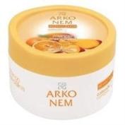 Arko 300ml Nem Mango and Mandarin Cream Face/ Hand and Body Cream