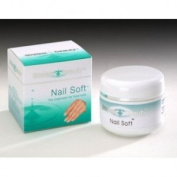 NAILSOFT NAIL SOFTENER CREAM. Gentle Nail Softening Formula softens hard nails for easy cutting 50ml