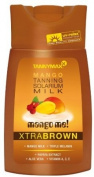 Tannymaxx Mango Me Xtra Brown Mango Bronzing Solarium Milk Sunbed Cream Tan Accelerator 50ml