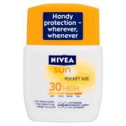 Nivea 50ml SPF30 Sun Pocket Size