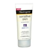 Neutrogena Sensitive Skin Sunscreen Lotion, SPF 60, 89 ml
