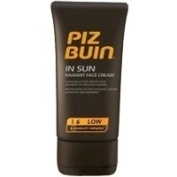 In Sun by Piz Buin Radiant Face Cream SPF6 40ml