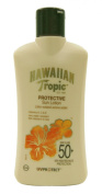 Hawaiian Tropic by Hawaiian Tropic Protective Sun Lotion with vitamins A, C & E - Very High Protection SPF/UVB 50+
