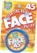 Ocean Potion Clear Zinc Oxide Face Potion SPF 45