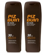 Piz Buin In Sun Lotion Spf30 X 2 - 200Ml Each