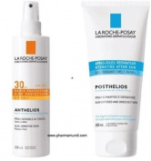Anthelios Spf 30 Spray 200 Ml.+Gift Posthelios 100 Ml