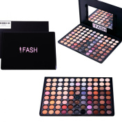FASH Professional 88 Colour Eyeshadow Palette Matte and Shimmer Cosmetic Makeup