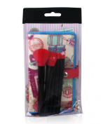 Miss Gorgeous Cosmetic Brush Pack of 5
