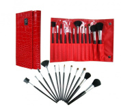 Country Girl 12 Piece Makeup Brush Set