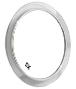 Remos mirror with 5x magnification